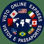 Tirar Passaporte | Visto Online Express Logotipo