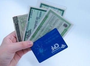 Passaporte para menor de idade