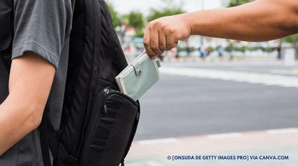 passaporte roubado o que fazer