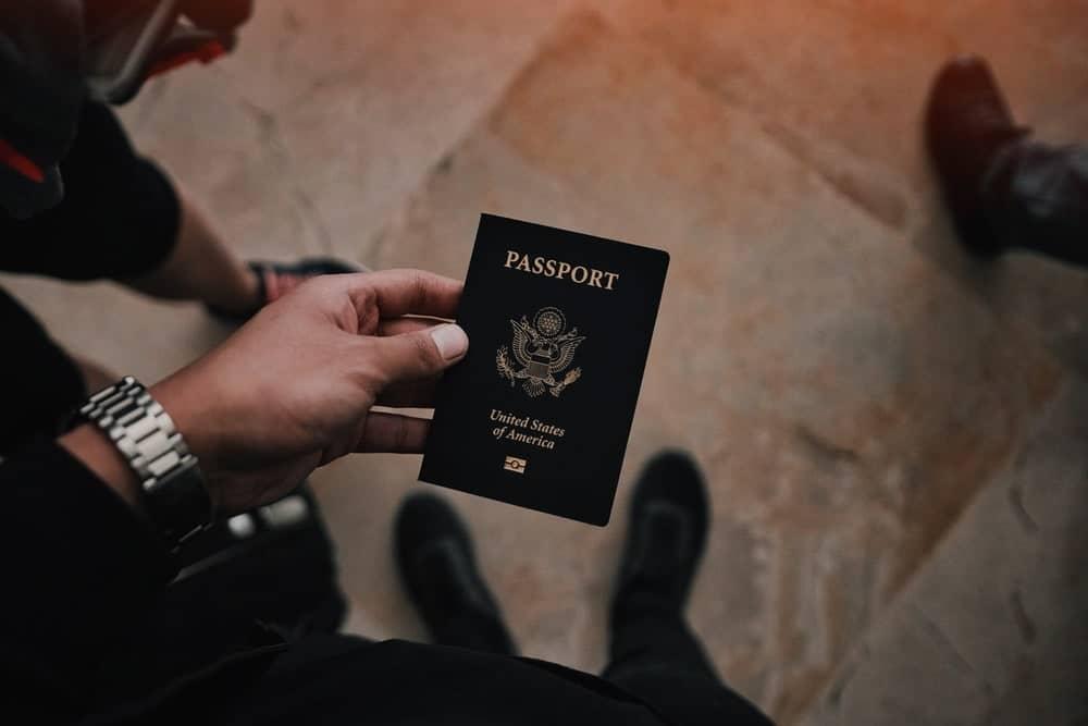 Emissão de passaporte em Recife