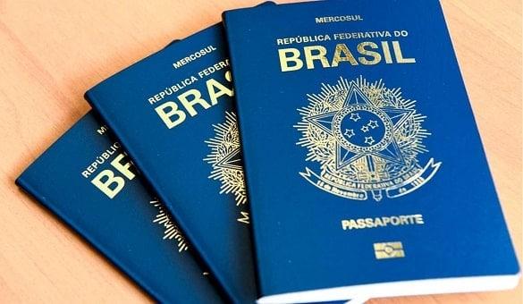 Quais são os tipos de passaporte?