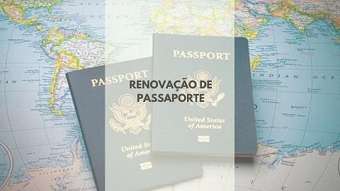 Como renovar o passaporte
