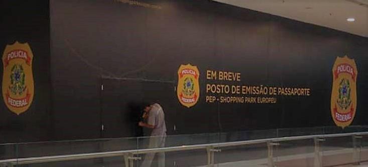 Polícia Federal em Blumenau