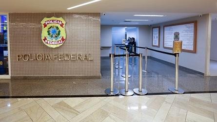 Polícia Federal em São Paulo