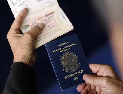 como corrigir erro no passaporte