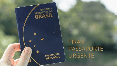 Como tirar passaporte urgente