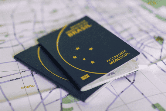 Como é o passaporte eletrônico