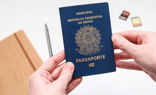 Como tirar o primeiro passaporte