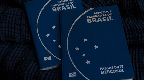 Como tirar o Passaporte 2020