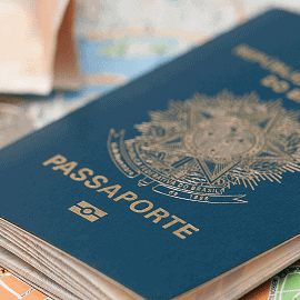 Retorno do atendimento de Passaporte em Blumenau