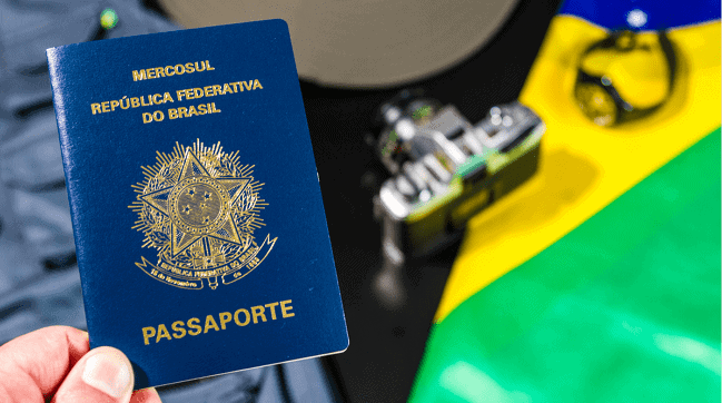 Agendamento do Passaporte