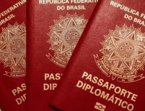 O que é Passaporte Diplomático?