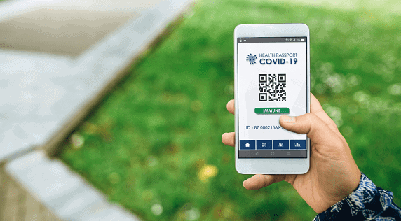 Passaporte digital 2021