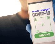 Passaporte de saúde digital