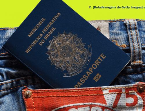 Como agendar passaporte no site?