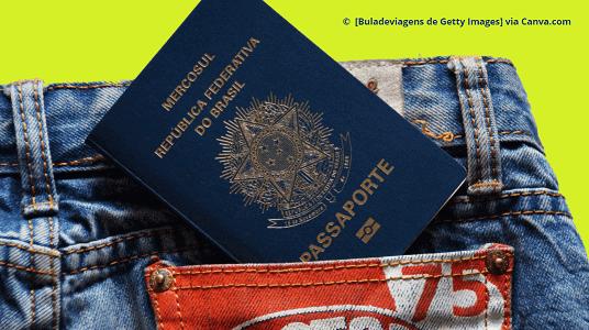 Como agendar passaporte no site