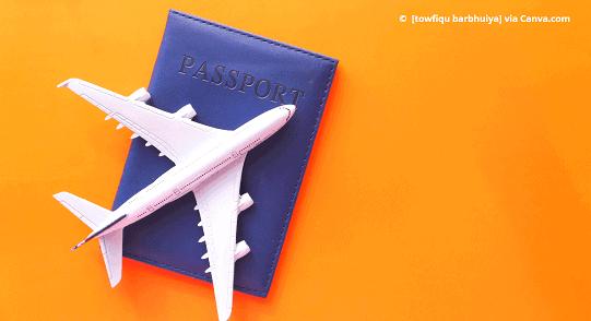 Passaporte onde tirar