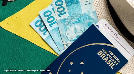 Quanto custa um passaporte 2021